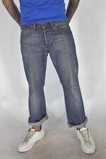 DOLCE&GABBANA Jeans Blu In Cotone Casual Gamba Dritta TG IT 48 - M Uomo Man