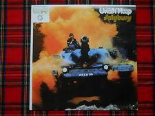Uriah Heep Salisbury LP Slavati lavato/(m-to EX +) Italia