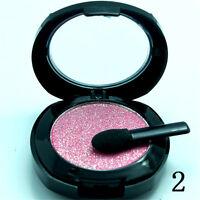 Single Baked Eye Shadow Powder Makeup Palette Shimmer Metallic Eyeshadow Palette
