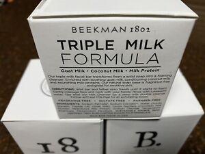 Beekman Triple Milk Soap