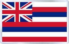 HAWAII USA FLAG FRIDGE MAGNET SOUVENIR IMAN NEVERA