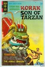 Korak Son of Tarzan # 22 (Gold Key, USA,1968)
