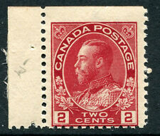 Canada - # 106 Average Never Hinged Issue w/ Selvage - King George V - S5583
