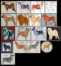 Northern Breed Dog S Counted Cross Stitch Patterns