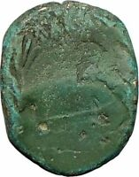 ALEXANDER III the GREAT 336BC  GAMING TOKEN RARE Ancient Greek Coin  i25853