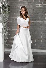 New Womens Ladies Wedding Bridal Petticoat Dress Underskirt Crinoline Skirt UK