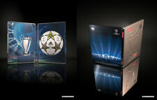 PRO EVOLUTION SOCCER 2013 CHAMPIONS LEAGUE G1 STEELBOOK COVER CASE NEW