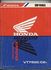 Honda VT750C VT750C2  Shadow (97-03) Factory Shop Manual Book VT 750 C C2 BY14