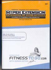 Hyper Extension Extensions of Hyper Acivity DVD