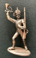 SOLDAT DE PLOMB EMPIRE COLLECTION ANCIENNE MSHP  MADE IN FRANCE 1985