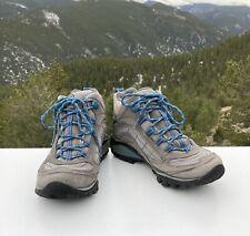 Merrell Woman's Trail Hiking Boots J21492-Size 7 Waterproof Vibram