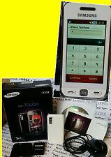 "samsung gt-s5230 cellulare smartphone usb BLUETOOTH gsm edge 3"" fotocamera"