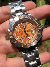 Invicta Orange Dial Diver Chronograph Men's Watch 42mm Model 2692