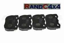 SFP500160B Land Rover Discovery 1 Front Brake Pad Set 94 to 98 300 Tdi V8
