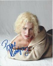 Poppy Montgomery Autographed Hand Signed 8x10 Without A Trace