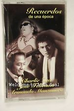 Recuerdos De Una Epoca by Various Artists (1998) (Audio Cassette Sealed)