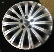 "18"" Lincoln MKX Wheel 2011-2015 Silver Painted OEM Original Rim #BA1Z1007A #3851"