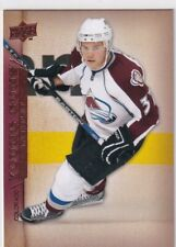 07/08 UD SERIES 2 T.J. HENSICK YOUNG GUNS RC SP ROOKIE #465