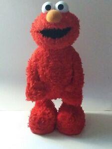 "Tickle Me Elmo TMX Edition Mattel Fisher Price Laughs Moves Talks 15"" 2005"