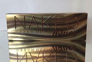 NEW Urban Decay Naked Honey Eyeshadow Palette, 12 Shades
