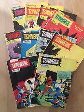 TONNERRE - Collection complète des 10 numéros parus - 1967 - BE