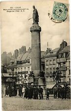 CPA  Lille - Monument' commémoratif  du Siége de 1792  (204513)