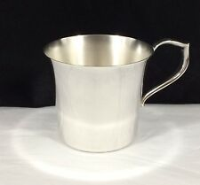 1 Wallace Silver Co. Silverplate Punch Bowl CUP / Baby CUP 6 oz. NICE!