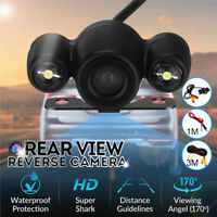 Car 170º HD Rear View System Reverse Backup Parking CMOS Camera Night   T K