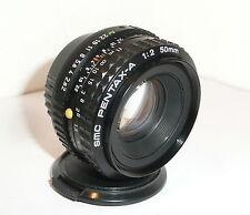SLR f/2 Vintage Camera Lenses