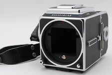 【For Parts】 Hasselblad 501CM Body w/Waist Level Finder, A12 Magazine JAPAN #2561