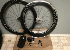 ENVE SES 6.7 Carbon Clincher Wheelset w/Powertap G3 Power Meter & G3 Front Hub