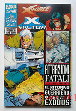 MARVEL CROSSOVER 9 Attrazioni Fatali PROLOGO X-Men X-Factor MARVEL 1995