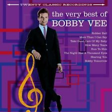 Bobby Vee - Very Best Of - 20 Track Greatest Hits NEW CD (Sent same day)