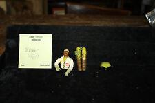 GI JOE Action Figure 1989 Stalker Needs rubber band