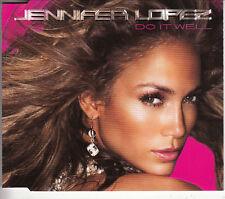 Jennifer Lopez - Do It Well - CD SINGLE 2007