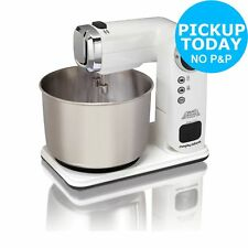 Morphy Richards Total Control Folding Stand Mixer 3 Attachments 2 Speeds 3.5L
