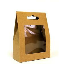 4 X Small Flat Pack Packing Gift Boxes,For Small Lightweight Gifts,High Quality
