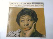 Ella Fitzgerald Sings Sweet Songs For Swingers Vinyl LP 1959