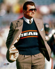 Mike Ditka COACH DITKA 1985 Chicago Bears at Soldier FIeld Premium POSTER Print