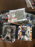 Baseball Card Lot Of 50 Huge Rookies, Inserts, Numbered 1970-2018