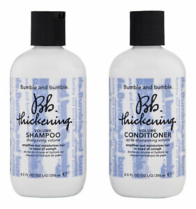 Bumble and bumble Bb.Thickening Volume Shampoo & Conditioner 8.5 oz.