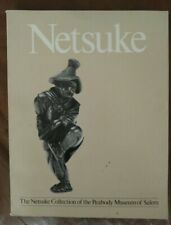 NETSUKE .....COLLECTION OF PEABODY MUSEUM OF SALEM