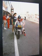 Photo Rizla+ Suzuki RG500 #32 Kevin Schwantz (USA) Dutch TT Assen 1986