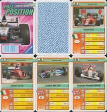 "Ravensburger ""Pole Position"" 1999 (S, Quartett-Nr. 204038) Z 0-"