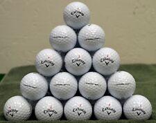 24 Callaway Chrome Soft 4A White Golf Balls