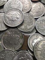 100 Grams Restmünzen / the Circulation Coins Portugal