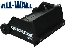 "TapeTech QuickBox 6.5"" Drywall Flat Finishing Box for Hot Mud QB06-QSX *NEW*"