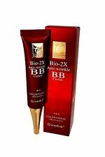 Authentic Charis Natural  Bio-2X Anti-Wrinkle BB Cream, Placenta/Stem-Cell