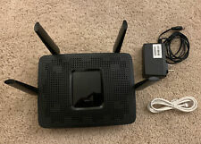 Linksys EA8300 Max Stream Tri Band Wireless Router AC2200 MU-MIMO - Black