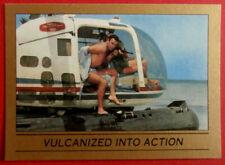 JAMES BOND - Thunderball - Base Card #096 - BELL 47J RANGER - Eclipse 1993